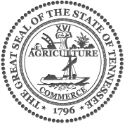 tennessee state government seal